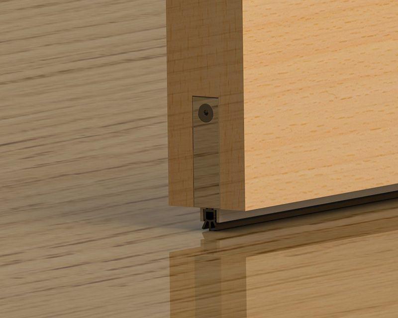 Автоматические пороги для дверей межкомнатных