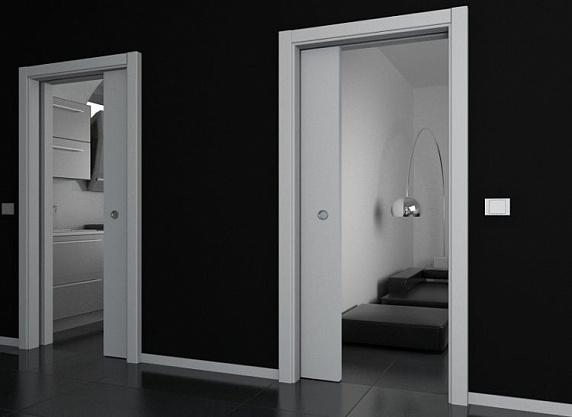 Дверь пенал фото